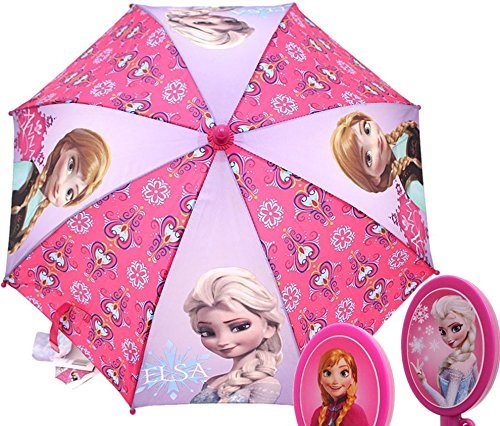 Frozen Anna Elsa Umbrella
