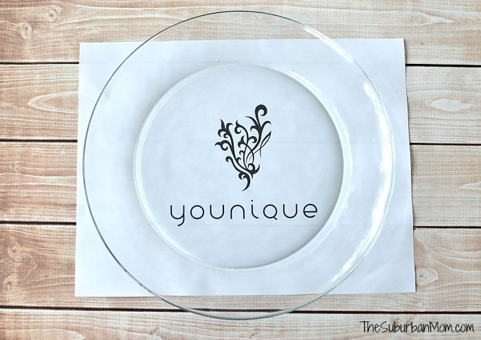 transfer any image to a glass plate thesuburbanmom