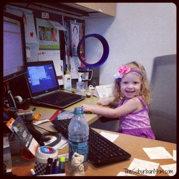 Office Toddler