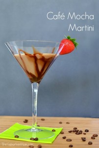 Café Mocha Martini