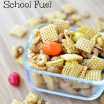 Chex Mix Honey Peanut School Fuel