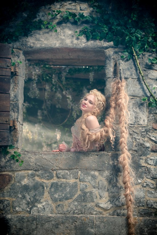 Into The Woods Rapunzel