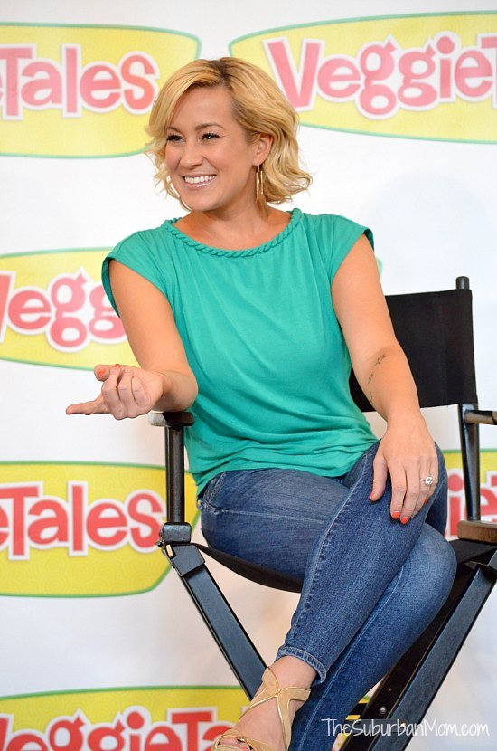 Kellie Pickler VeggieTales Interview