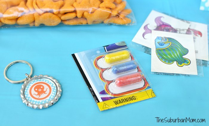 Octonauts Goodie Bag Ideas