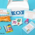 Octonauts Birthday Party Goodie Bag Ideas & Free Printables