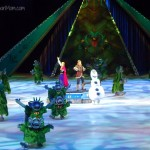 Disney on Ice Frozen Olaf Trolls