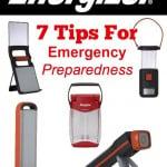 Energizer Emergency Preparedness