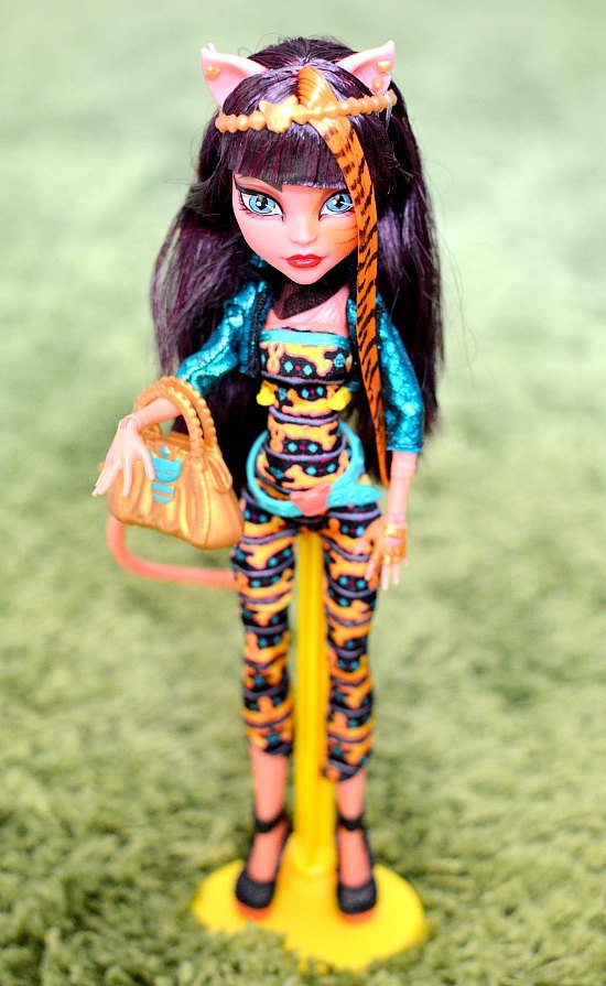 Monster High Freaky Fusion Cleolei