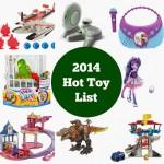 2014 Hot Toys List