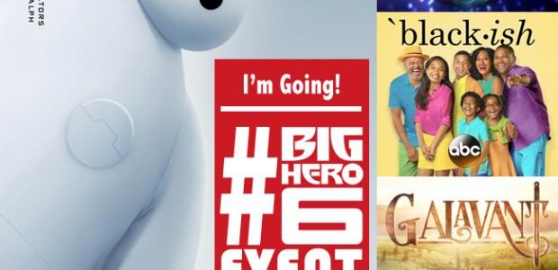#BigHero6Event #ABCtvevent