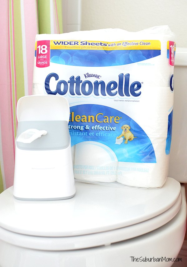 Cottonelle Wipes Toilet Paper