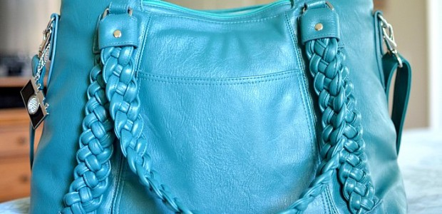 Epiphanie Bags Clover Teal