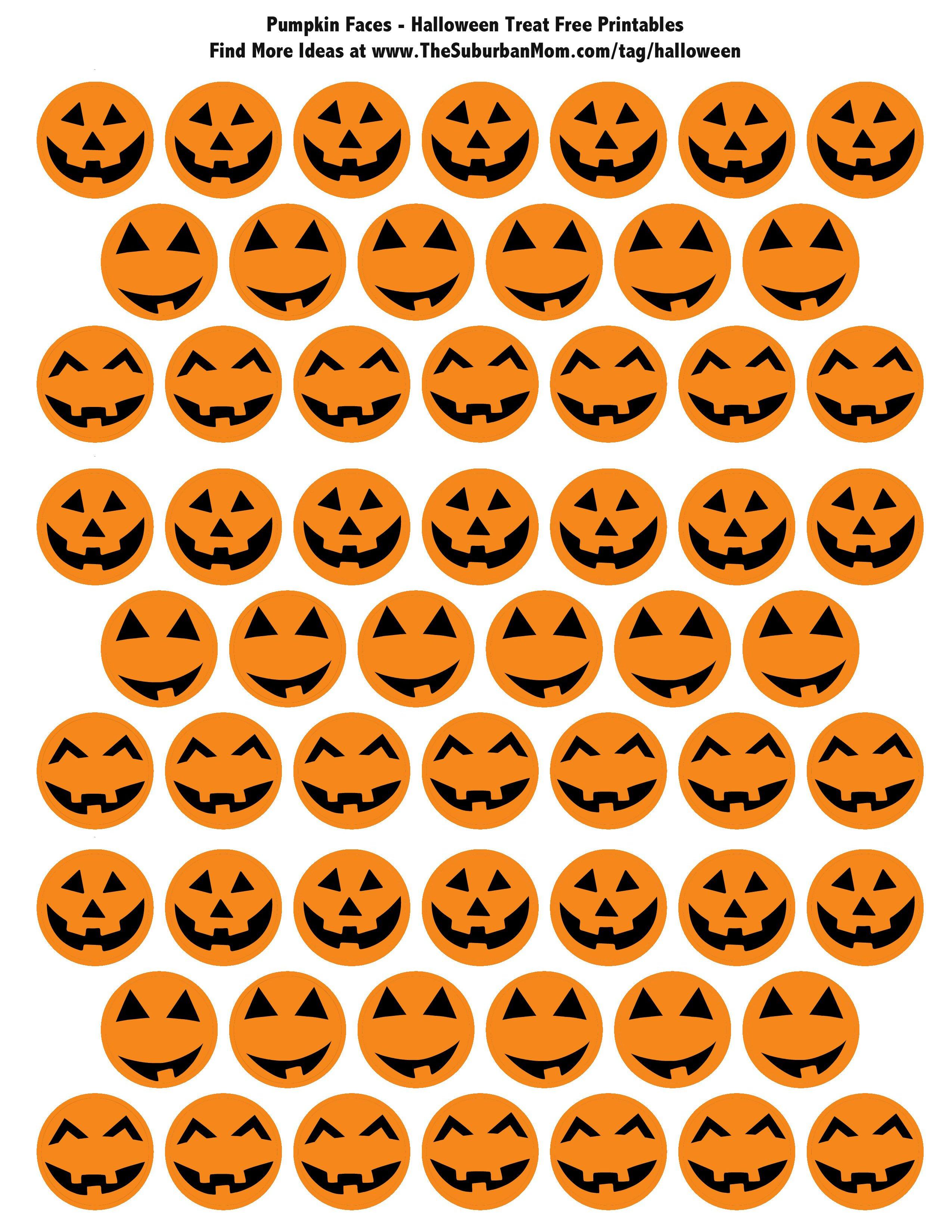 easy halloween classroom treats free printable