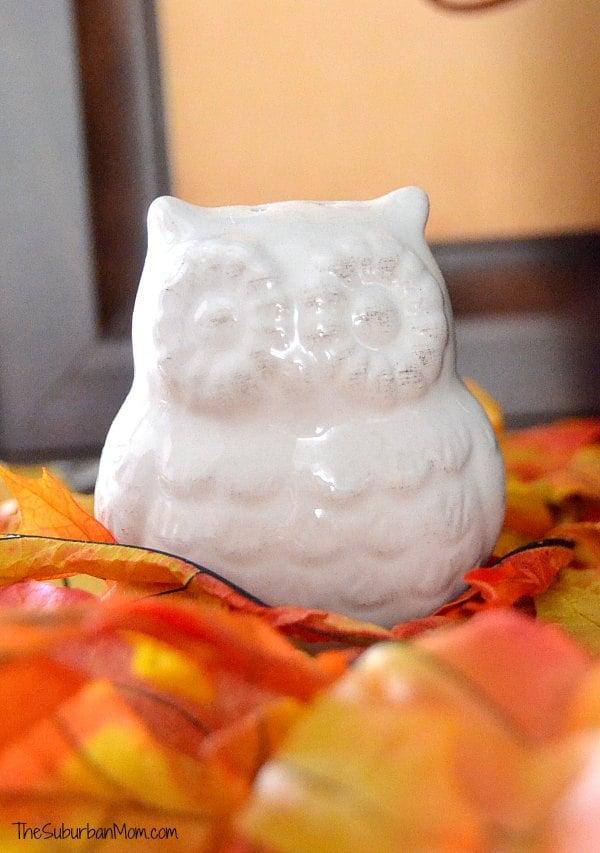Owl Salt Pepper Shaker