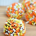 Pumpkin Spice Chocolate Truffles