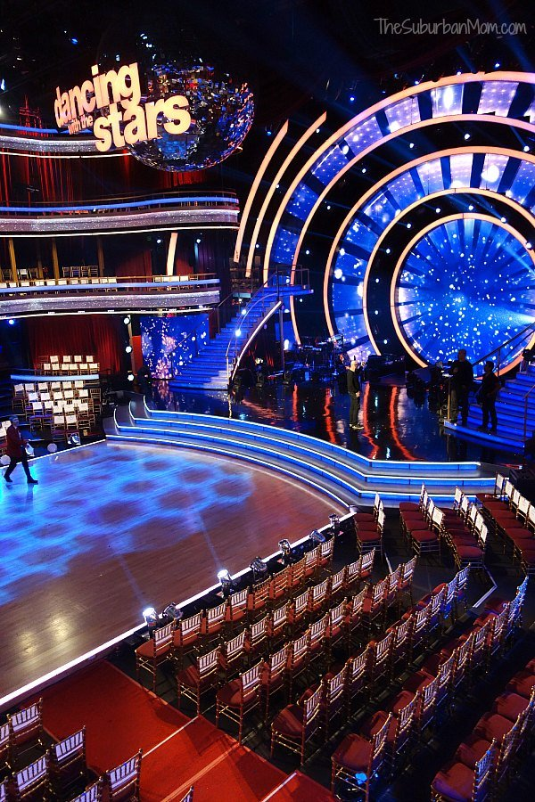 Dancing With The Stars Set
