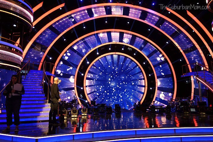 Dancing With The Stars Stage