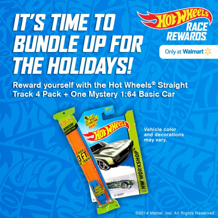 Hot Wheels Race Rewards Program