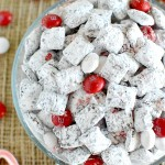 Chocolate Peppermint Muddy Buddies