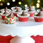 Christmas Sugar Cookie Cups