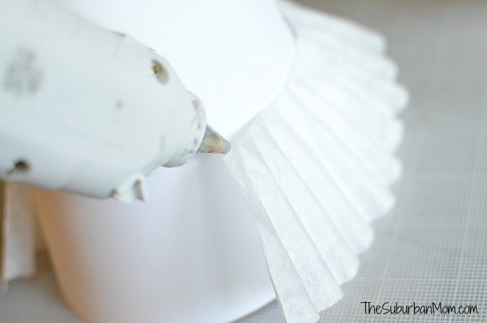 Coffee Filter Crafting