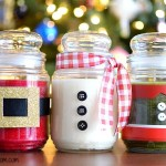 DIY Christmas Candles And Other Easy Gift Ideas For Less Than $20