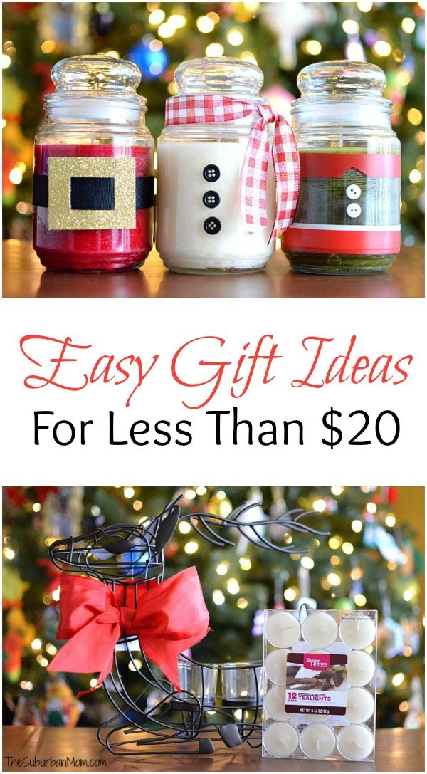 DIY Christmas Candles And Other Easy Gift Ideas For Less ...
