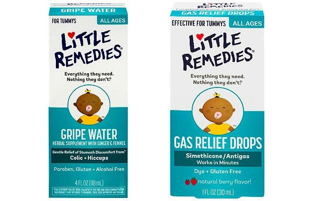 Little Remedies Gripe Water Gas Relief Drops
