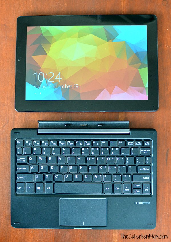 Nextbook Tablet Detachable Keyboard