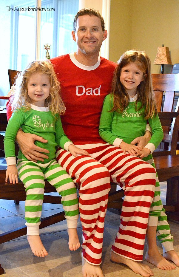 Personalized Christmas PJs