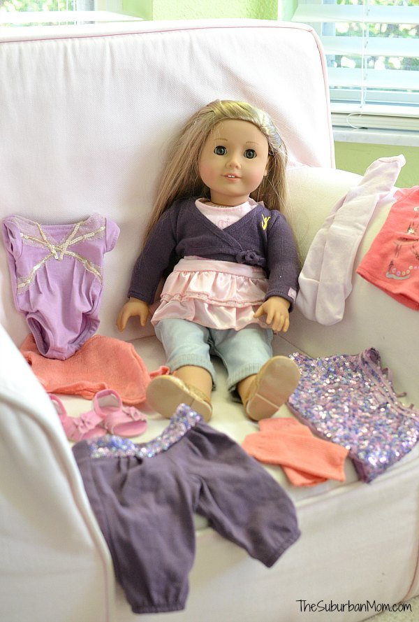 American Girl Isabelle Clothes