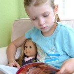 American Girl of the Year Isabelle