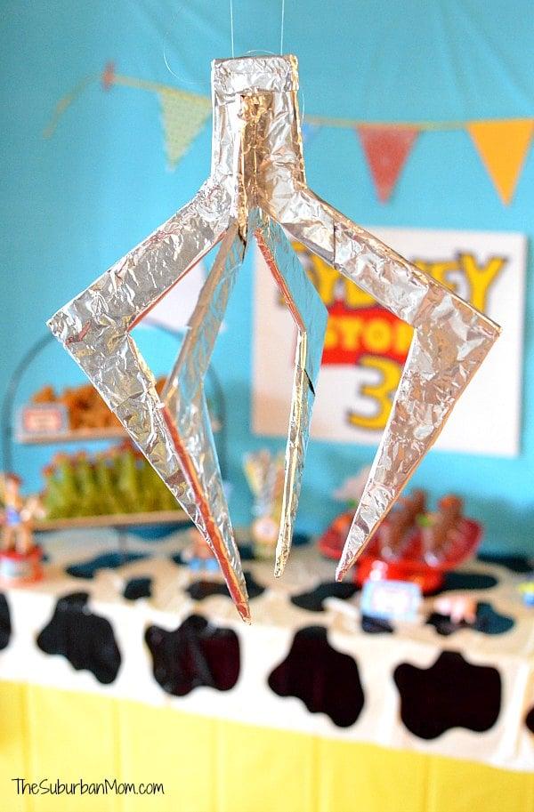 DIY Toy Story Claw
