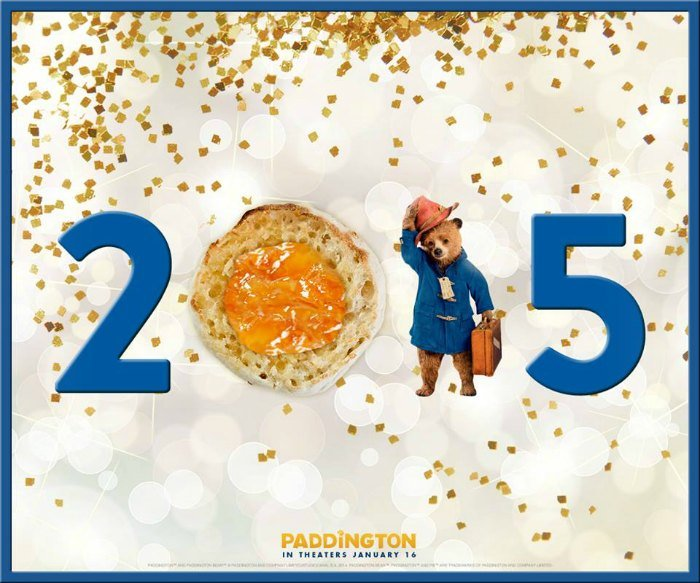 Paddington Bear Movie 2015