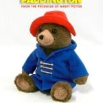 Stuffed Paddington Bear Plush