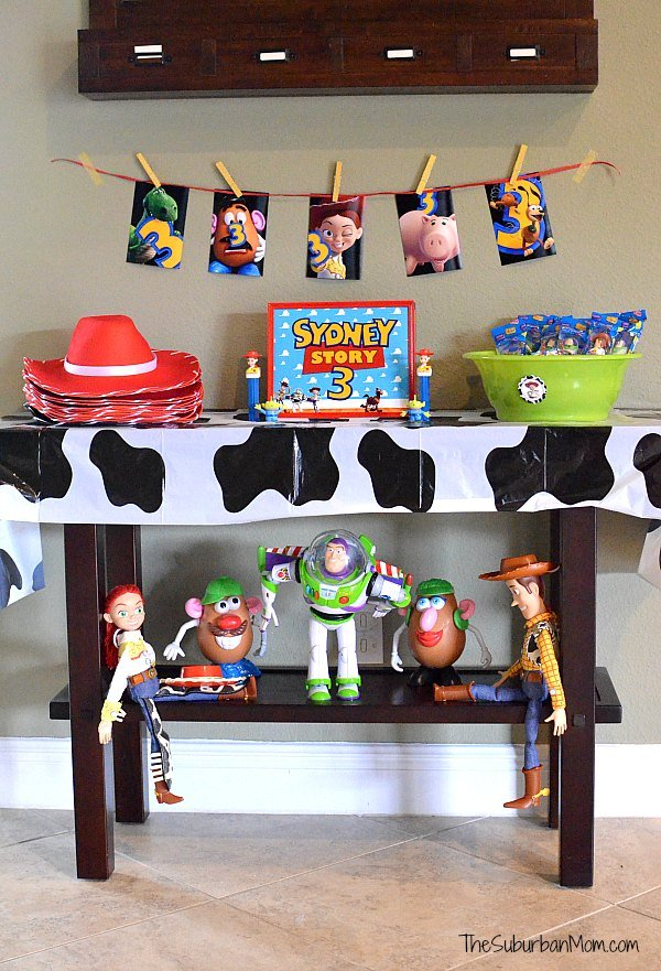 Toys Story Invitations as perfect invitations example