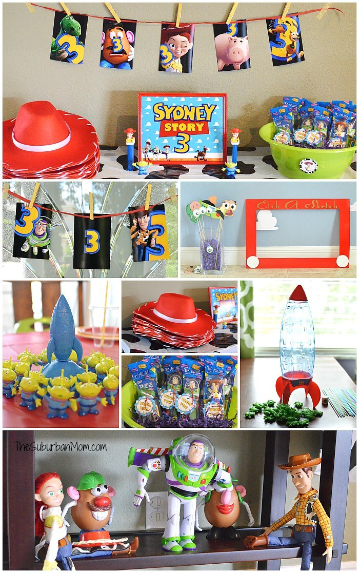 Party Favor Toys : Toy story birthday party ideas