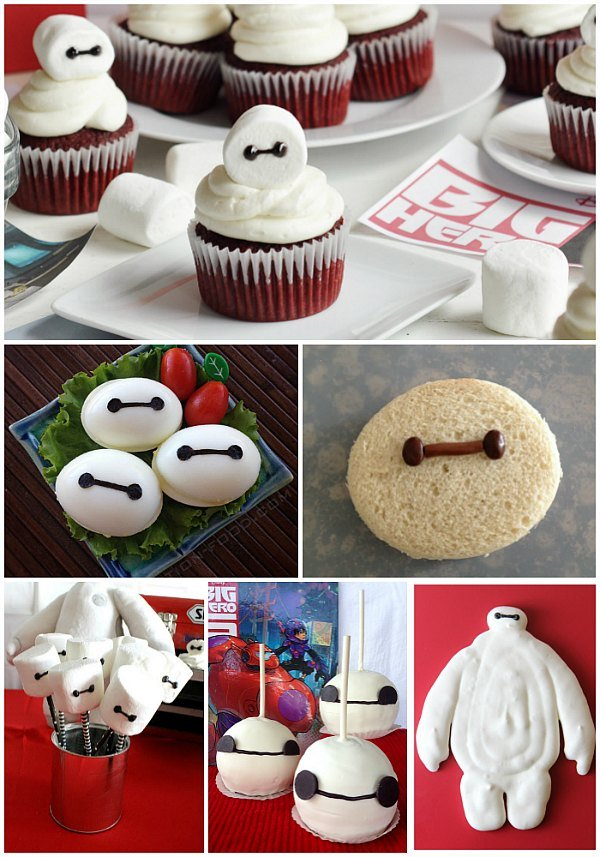 30 Big Hero 6 Birthday Party Ideas
