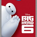 Big Hero 6 Blu-ray + DVD + Digital Pre-Order only $18.90