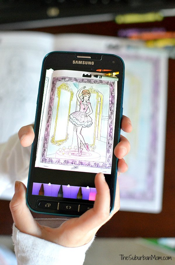 Bring Art To Life With Crayola Color Alive Augmented Reality