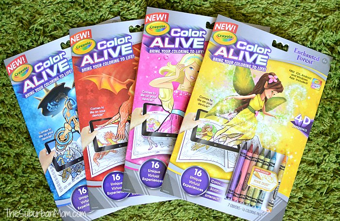 crayola color alive review - Crayola Color Alive Pages Minions