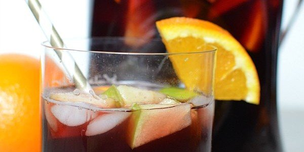 Easiest Sangria Recipe