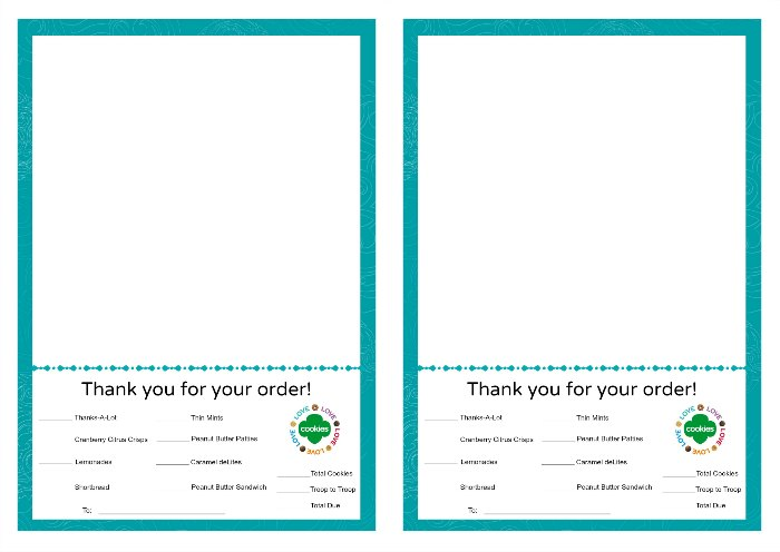 Girl scout cookies thank you notes free printable printable girl scout cookies thank you notes colourmoves
