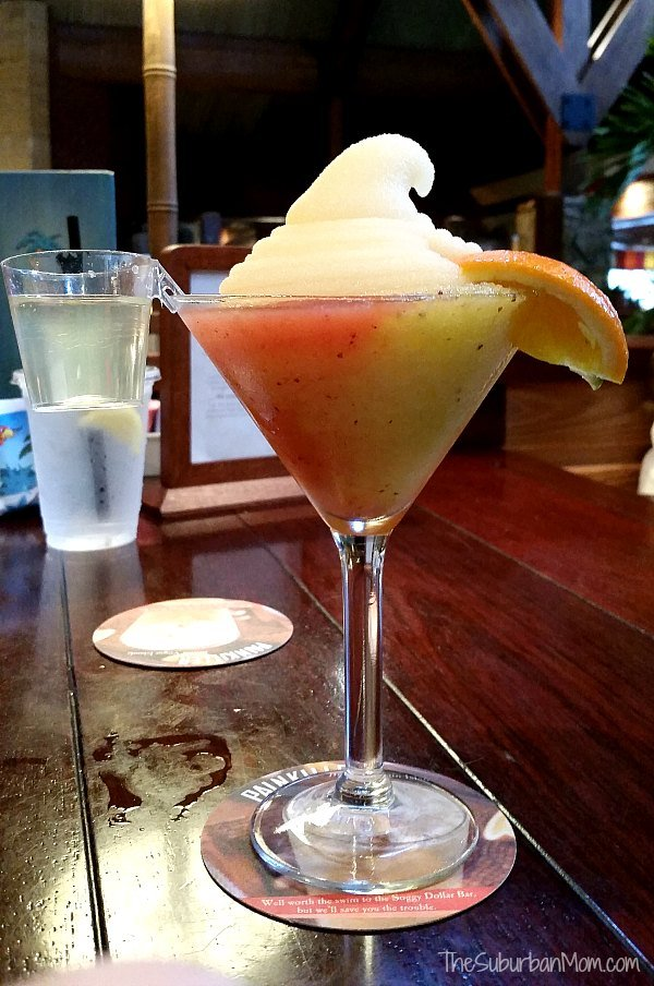 Bahama Breeze Frozen Bahamarita