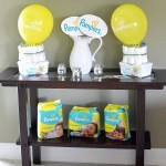 Diaper Party Decoration Ideas