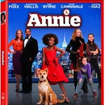 Save $5 on Annie Blu-ray or DVD Coupon