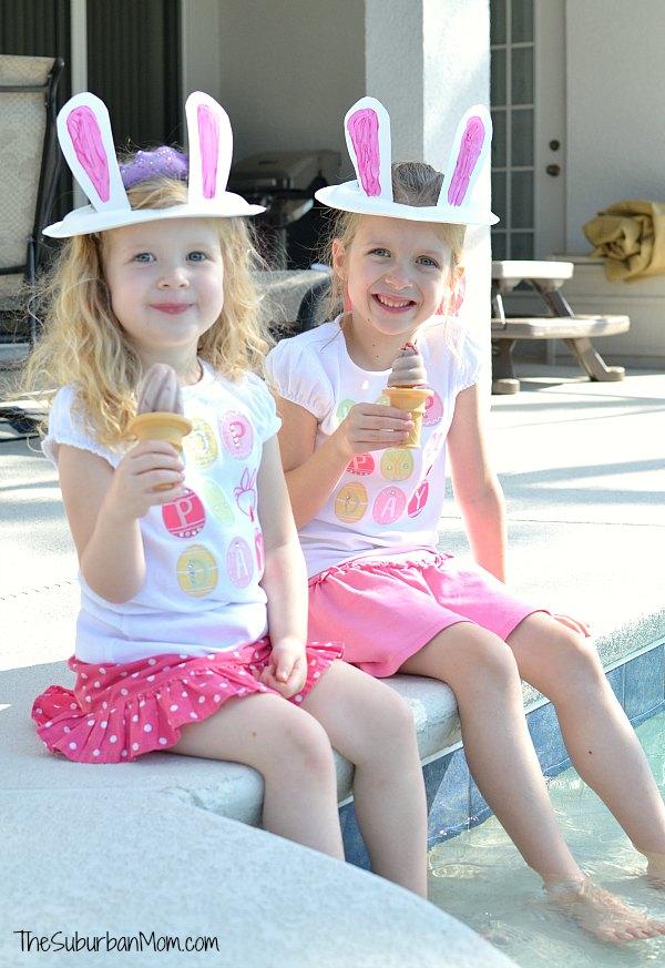 Easter Bunny Ears Crown