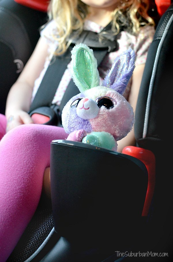 Evenflo Car Seat Cup Holder Installation