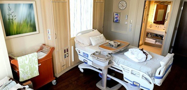 Florida Hospital for Women Recovery Room
