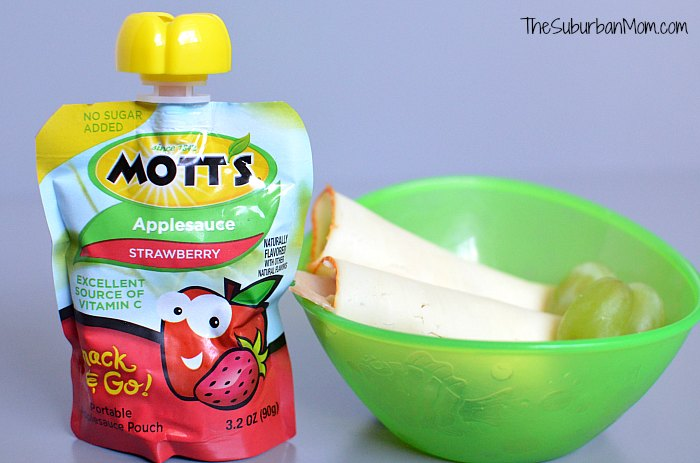 Mott's Snack and Go Lunch